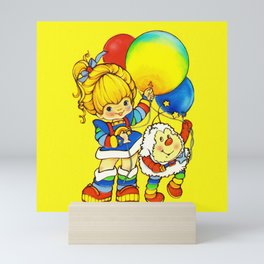 Rite Brite Mini Art Print