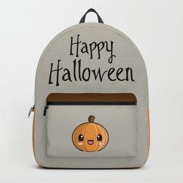 Happy Halloween Pumpkin Kawaii :) Backpack