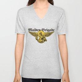 Maiden Brigade Unisex V-Neck
