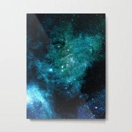 β Canum Venaticorum Metal Print