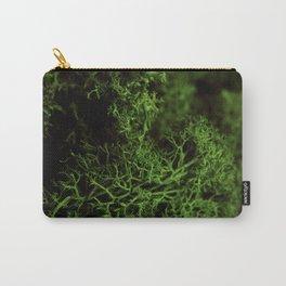 Fruticose lichen Carry-All Pouch