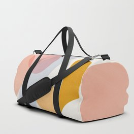 Abstraction_Home_Sweet_Home Duffle Bag
