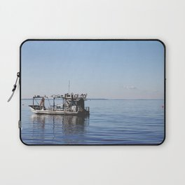 The Fisherman. Laptop Sleeve
