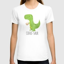 Coffee-saur T-shirt