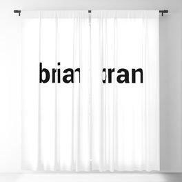 brian Blackout Curtain