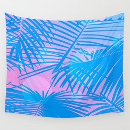 Blue Daydreams Wall Tapestry