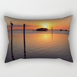 The Subjective Thinker I Rectangular Pillow