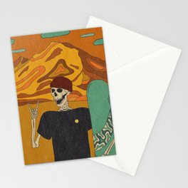 Beanie Season Stationery Cards