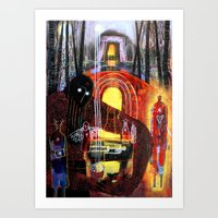 Gift Of The Smithy Art Print