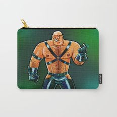 Leather Daddy Carry-All Pouch