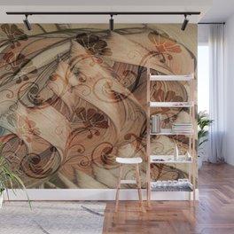 Haia Wall Mural