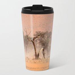 NAMIBIA ... through the storm I Travel Mug
