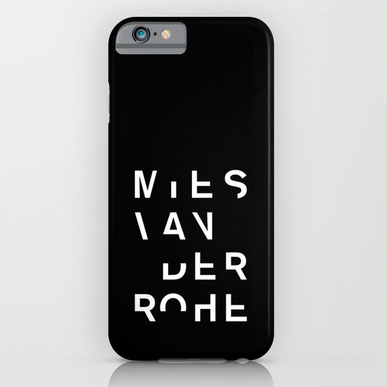 MIES iPhone & iPod Case