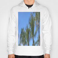 palms Hoodies featuring PALMS by ....