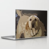 lab Laptop & iPad Skins featuring Lab Love by Courtney Decker