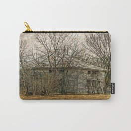 Interesting Barn Structure Carry-All Pouch