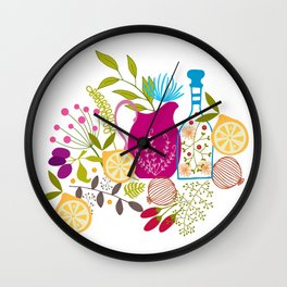 Kitchen Medley Wall Clock