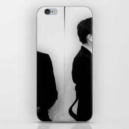 Johnny Cash Mug Shot Music lover Fan mugshot iPhone Skin