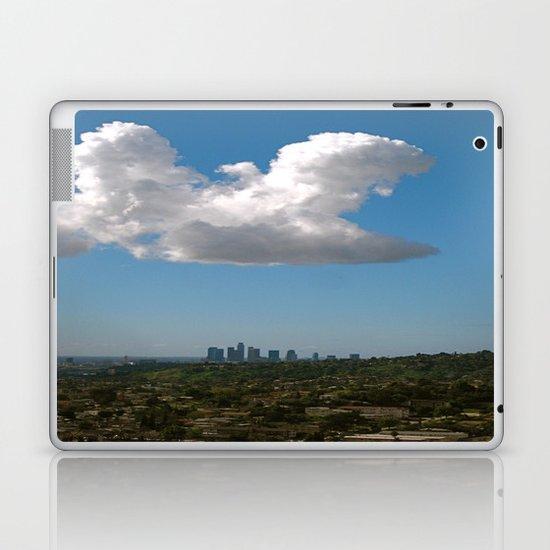 Los Angeles Skies Laptop & iPad Skin