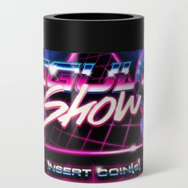 Regular 80's Show Can Cooler