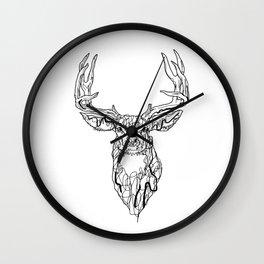 El Camino del Venado  Wall Clock