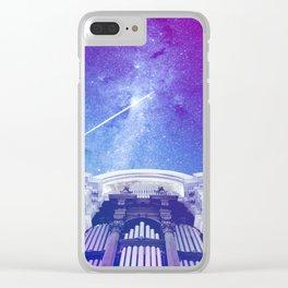 HEAVEN GATES Clear iPhone Case
