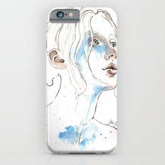 Winter 2016, watercolor Slim Case iPhone 6s