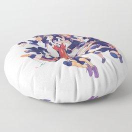karasuno team  Floor Pillow