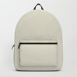LUNA pale pastel solid color Backpack