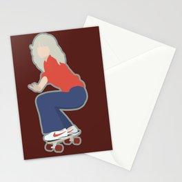 Portrait of Farrah Fawcett Stationery Cards