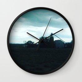 Farm_House Wall Clock