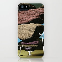 Stress iPhone Case
