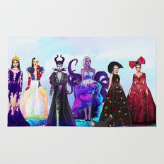 Wicked Queens. Rug