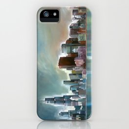 Chicago At Noon iPhone Case