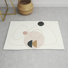 Abstract Minimal Art 31 Rug