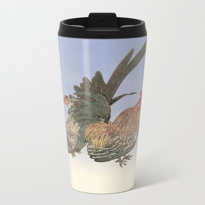 Messengers of the gods Metal Travel Mug