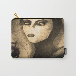 evil queen -snow white Carry-All Pouch