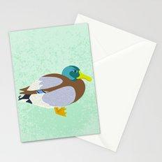 Mallard Duck Stationery Cards