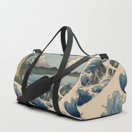 The Sea of Satta Duffle Bag