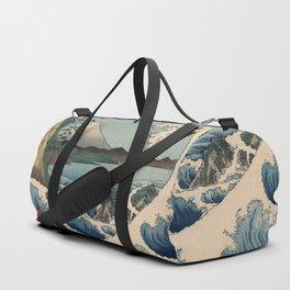 The Sea of Satta Duffle Bag