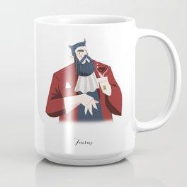 Human Horscope - Taurus Coffee Mug