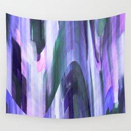 Midnight Purple Wall Tapestry