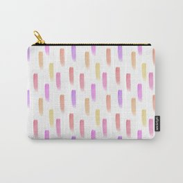 Bright watercolor pattern Carry-All Pouch