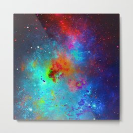 Everything is nothing 29 (therefore it was beautiful) Metal Print