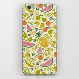 Fruit Mix iPhone Skin