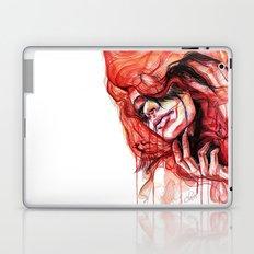 Metamorphosis-cardinal bird Laptop & iPad Skin