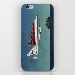 Thunderbird Carrier iPhone Skin
