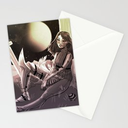 Knight Night Stationery Cards