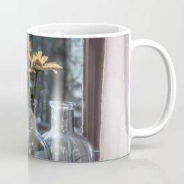 Bottled Flowers Coffee Mug