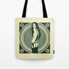 K•MOSS Tote Bag